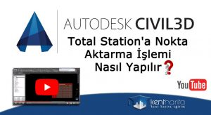 autocad-civil-total-station-nokta-aktarma